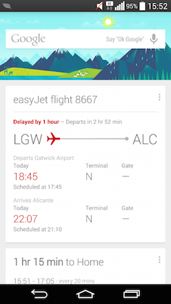 google-flight-trip