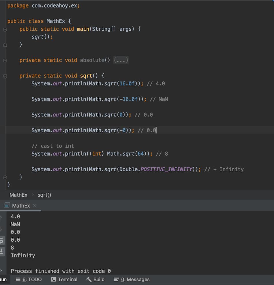 math.sqrt-code